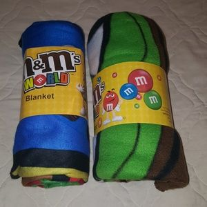 Other - M & M's BLANKETS 2